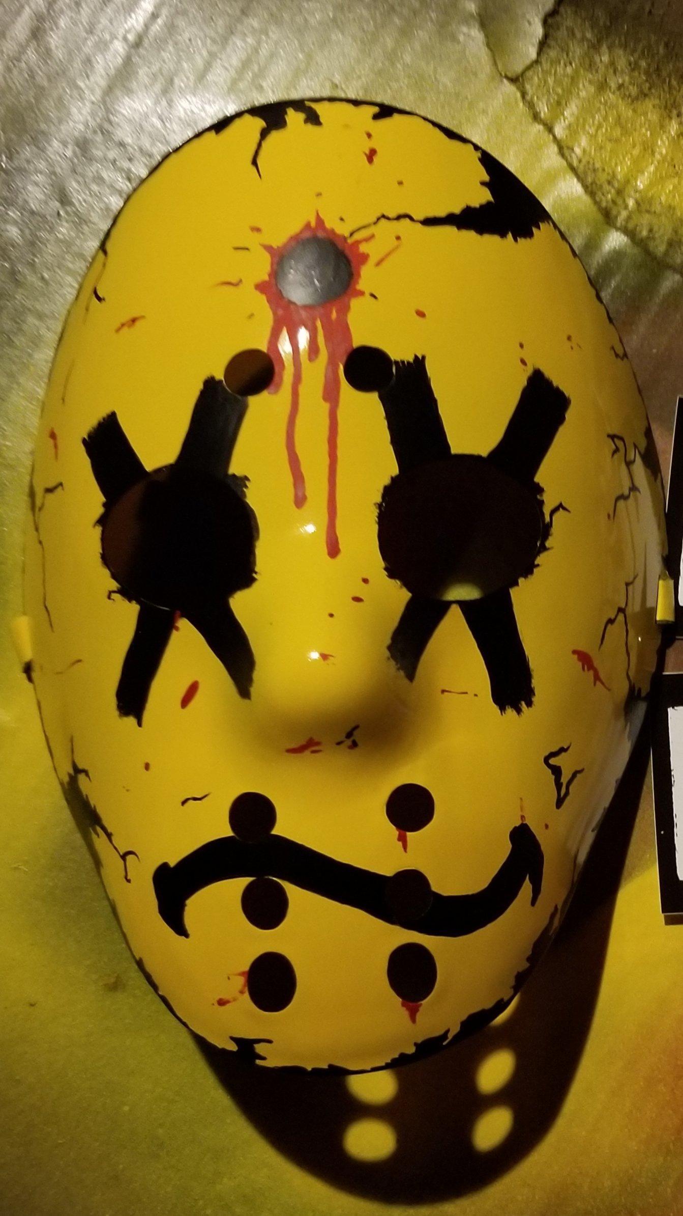 Image of Killjoy Club Mask - NM92 Variation