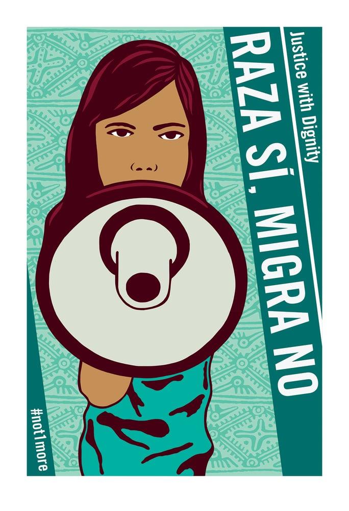 Image of Raza Si, Migra No (2018)