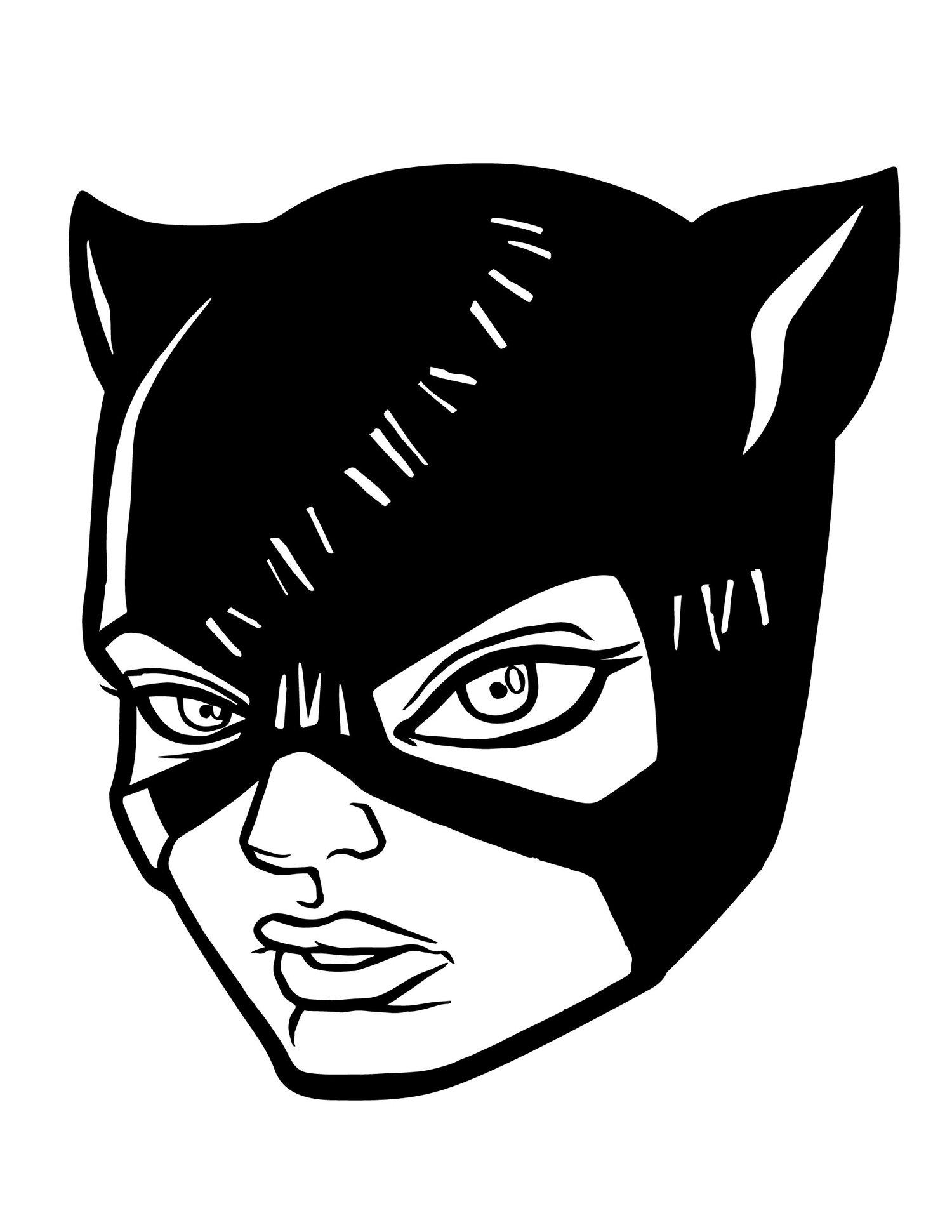 Image of Cat Woman Tee (Pre-Sale)