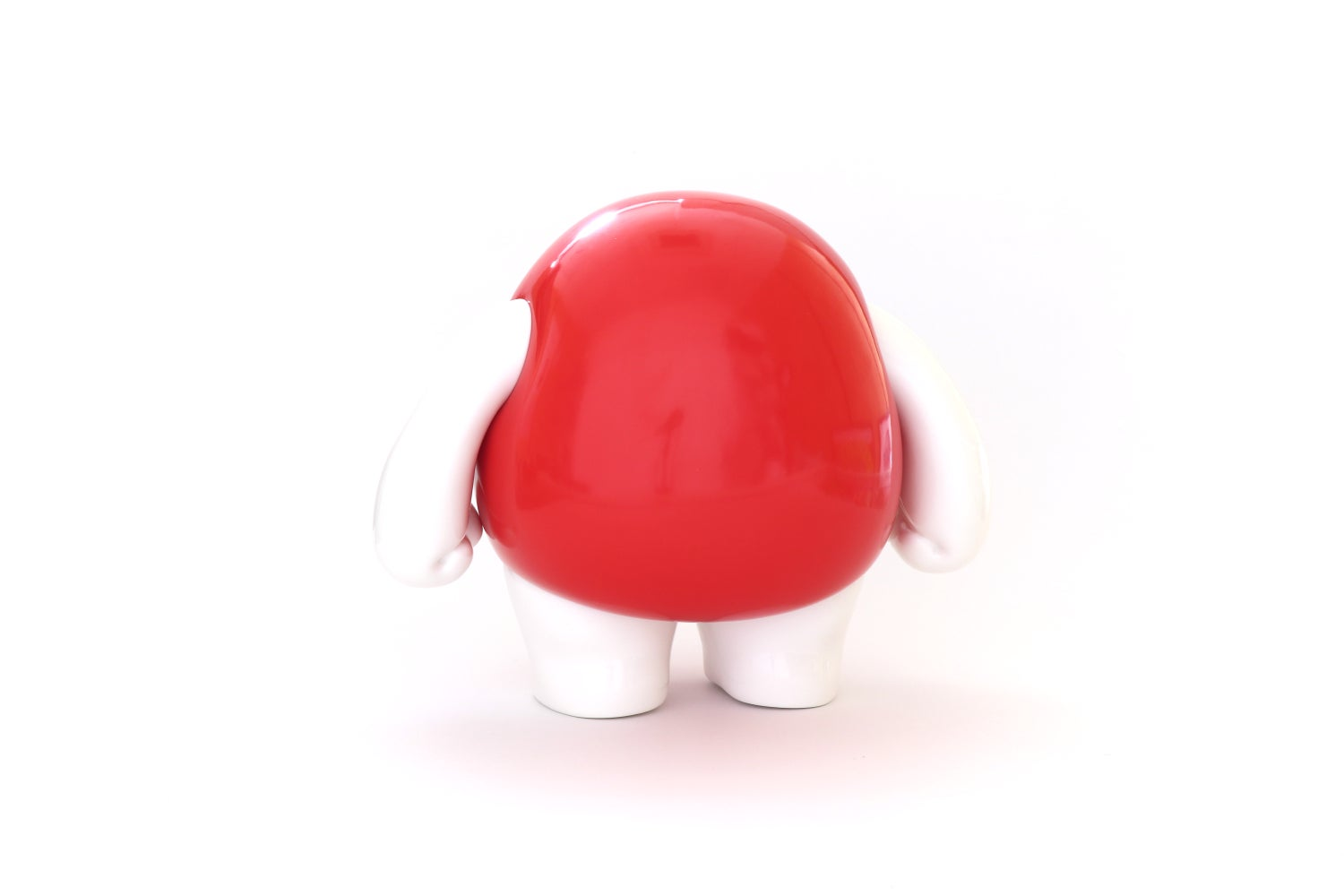 Image of HARIKEN GIANT RED SUPER DARUMABOYA
