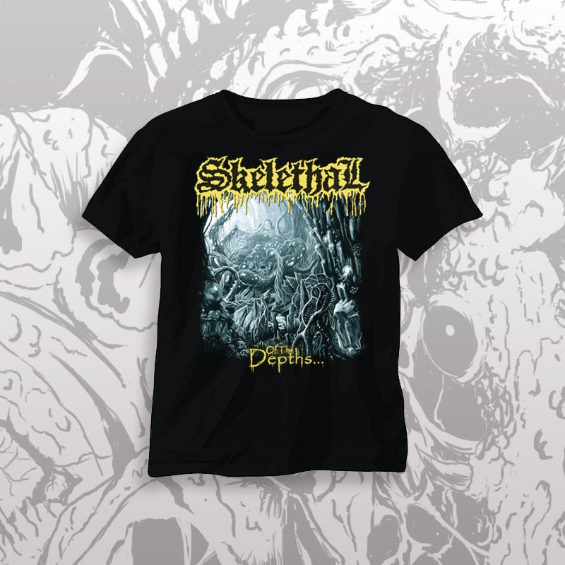Image of T-shirt   ''Of the Depths...''