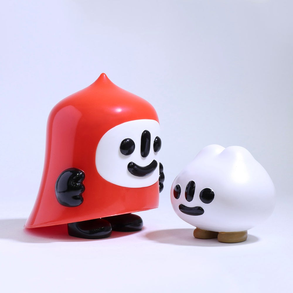 Image of PARKA & BAO SOFT VINYL FIGURE SET