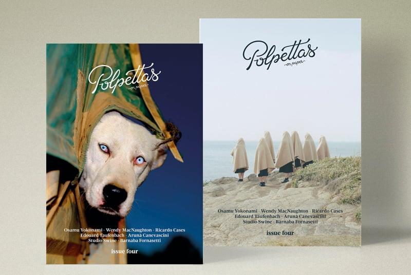 Image of Magazine Polpettas On Paper #4