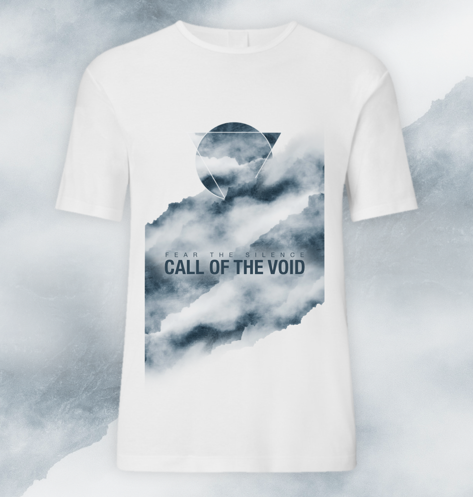 "Image of ""CALL OF THE VOID"" T-SHIRT"