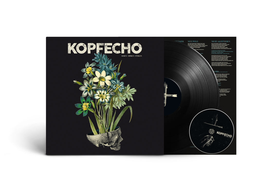 "Image of Album ""SEHEN HÖREN FÜHLEN"" - Vinyl 180g inkl. Album CD"