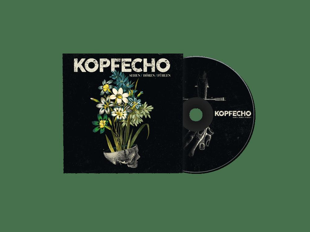 """Image of Album """"SEHEN HÖREN FÜHLEN"""" - CD Digipack"""
