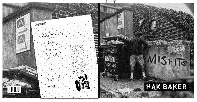 """Image of Misfits EP + Misfits Unplugged super lad LTD Edition 12"""" Vinyl"""