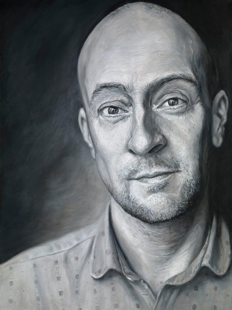 Image of Self-Portrait