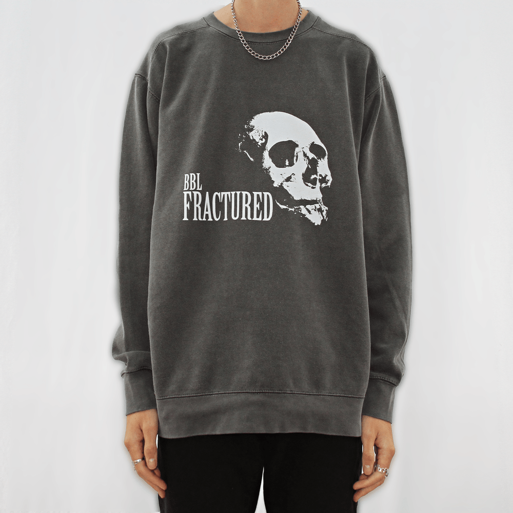 Image of Fractured Sweatshirt