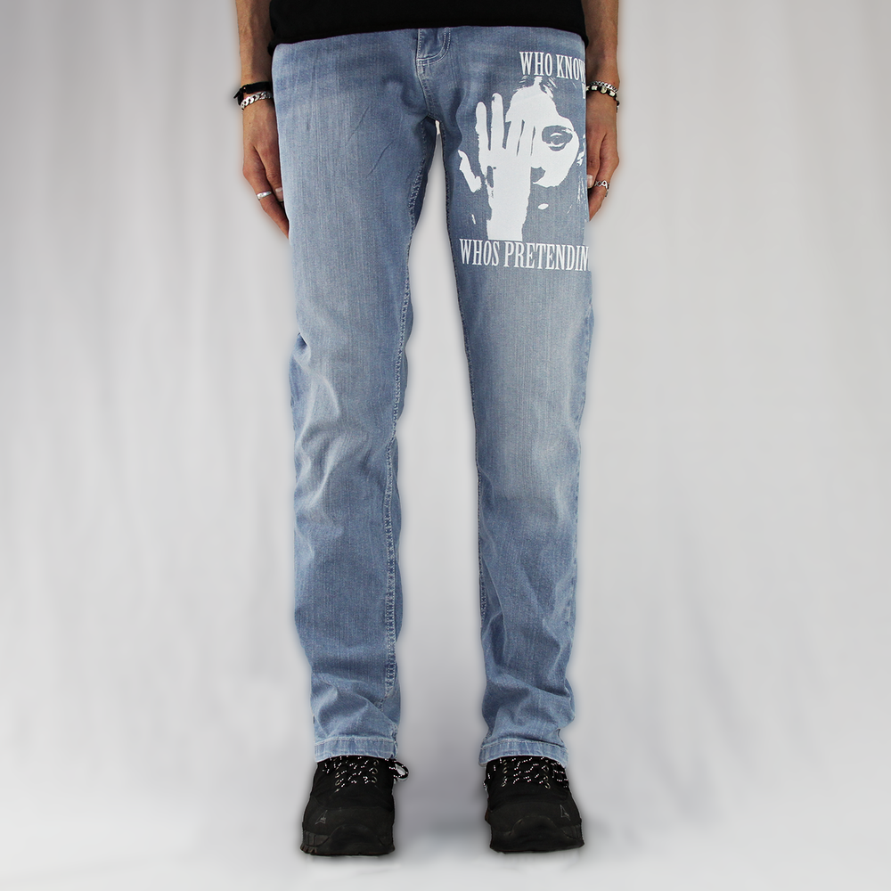 Image of Who Knows Jeans