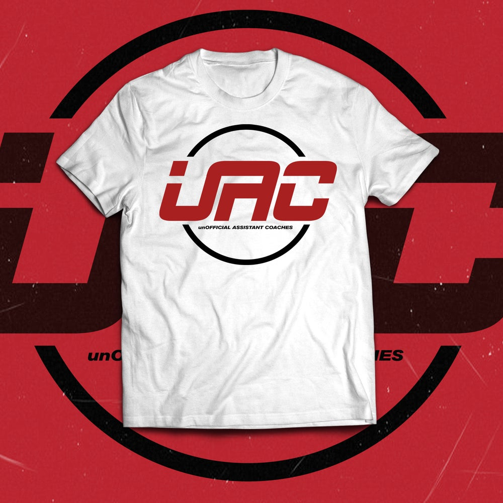 Image of unOFFICIAL Assistant Coaches Tee (WHITE)
