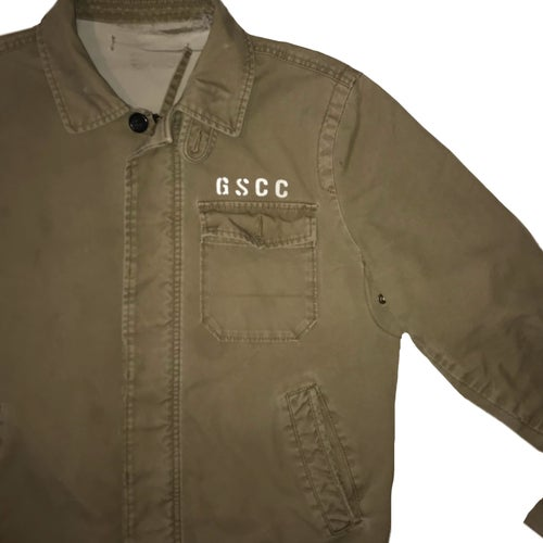 Image of GS-1 MILTARY JACKET