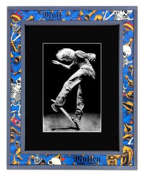 Image of Rodney Mullen custom frame