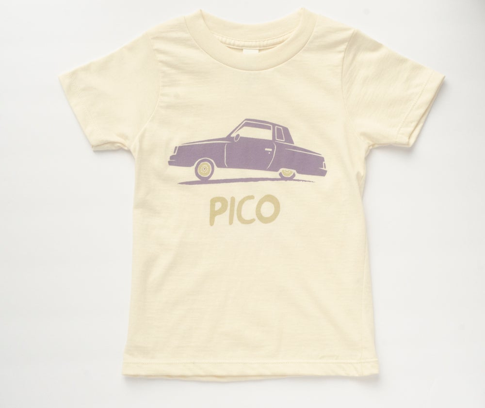 Image of PICO kids' tee - Organic