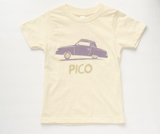 Image of PICO kids' tee - Organic
