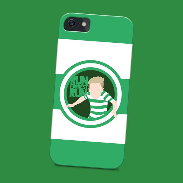 Image of Run Forrest run phone case