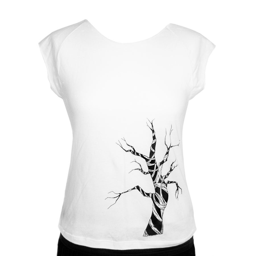 Image of Mummy tree t-shirt