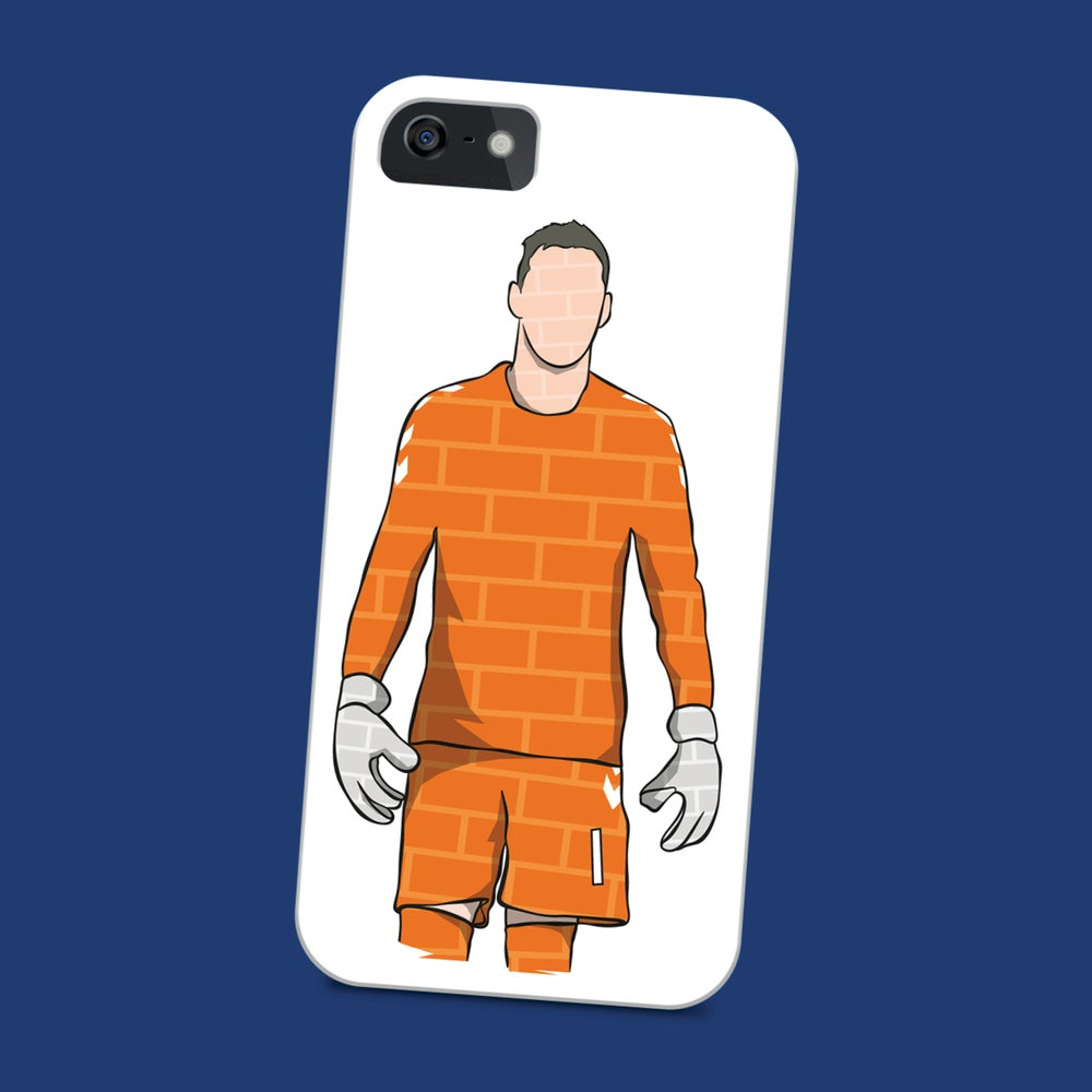Image of Allan McGregor phone case