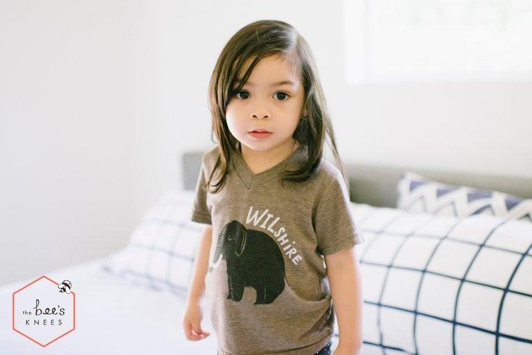 Image of WILSHIRE kids' tee - Triblend