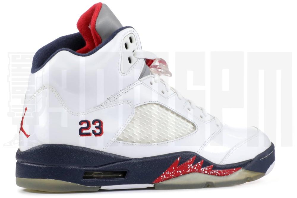 sports shoes a53ee 2e494 ... Image of Nike AIR JORDAN 5 RETRO