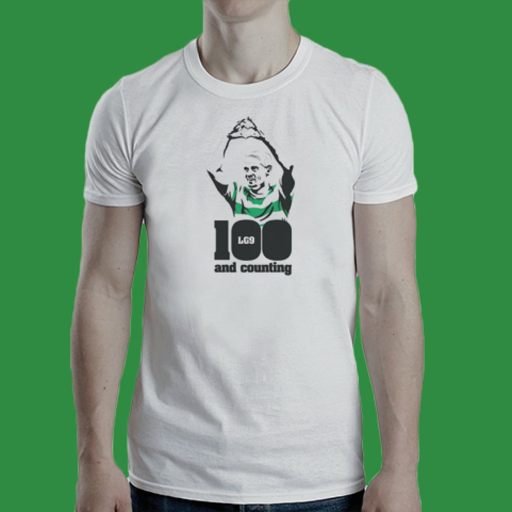 Image of LG 100 & Counting t-shirt
