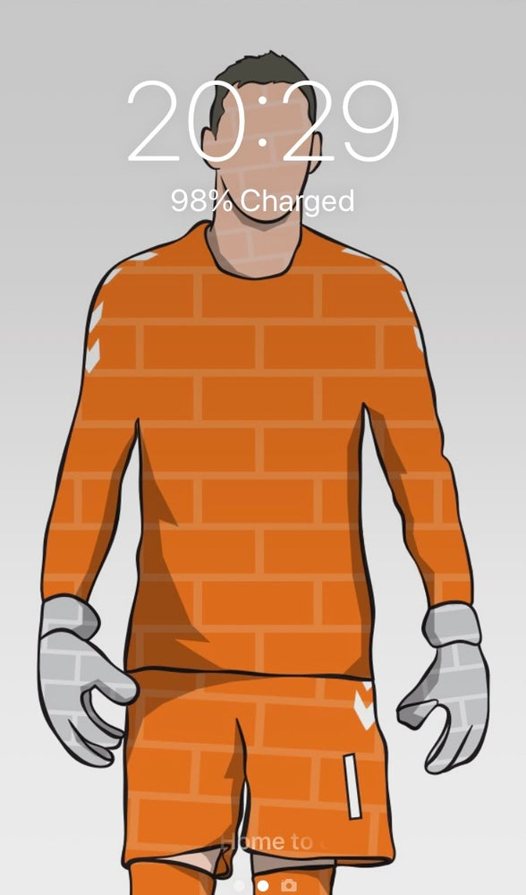 Image of Allan McGregor phone wallpaper