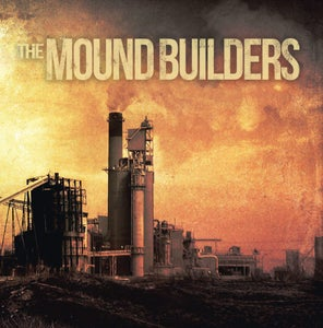 Image of The Mound Builders s/t  LP (limited edition color)