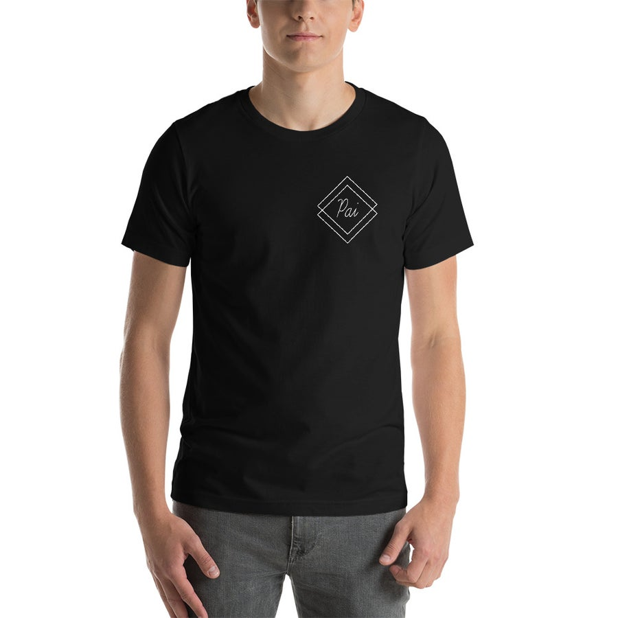 Image of Black  Short Sleeve