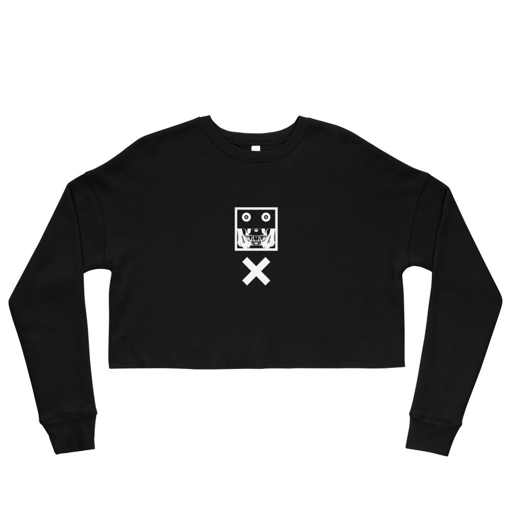 Image of Dead Punk crop fleece