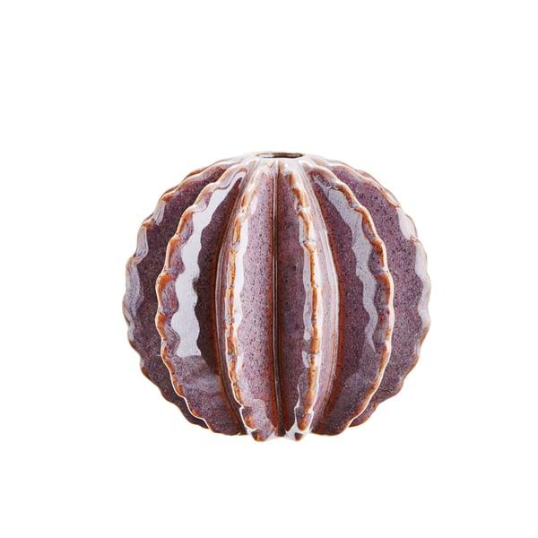 Image of Round cactus vase