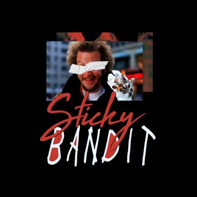 Image of Sticky Bandit Vintage Tee