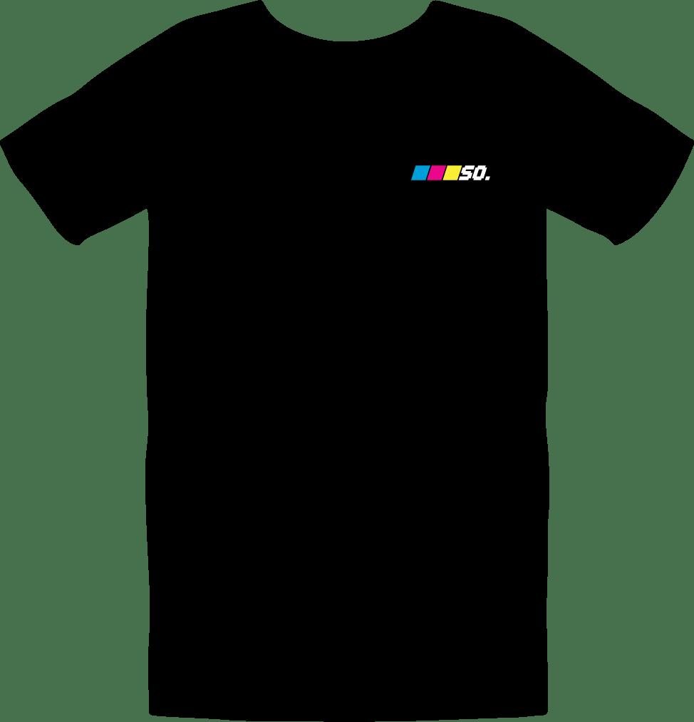 Image of T-shirt #2 CMYK