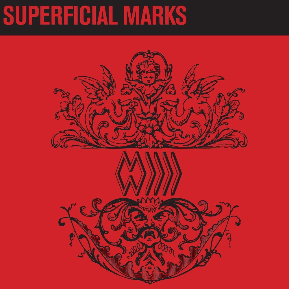 Image of The Band Whose Name Is A Symbol / Superficial Marks
