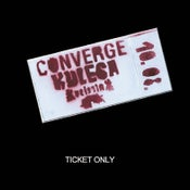Image of TICKET only