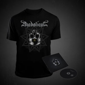 Image of ECLIPSE -  Digipak + T-Shirt Bundle