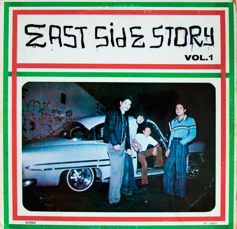 Image of EAST SIDE STORY VOLUME 1 VINYL
