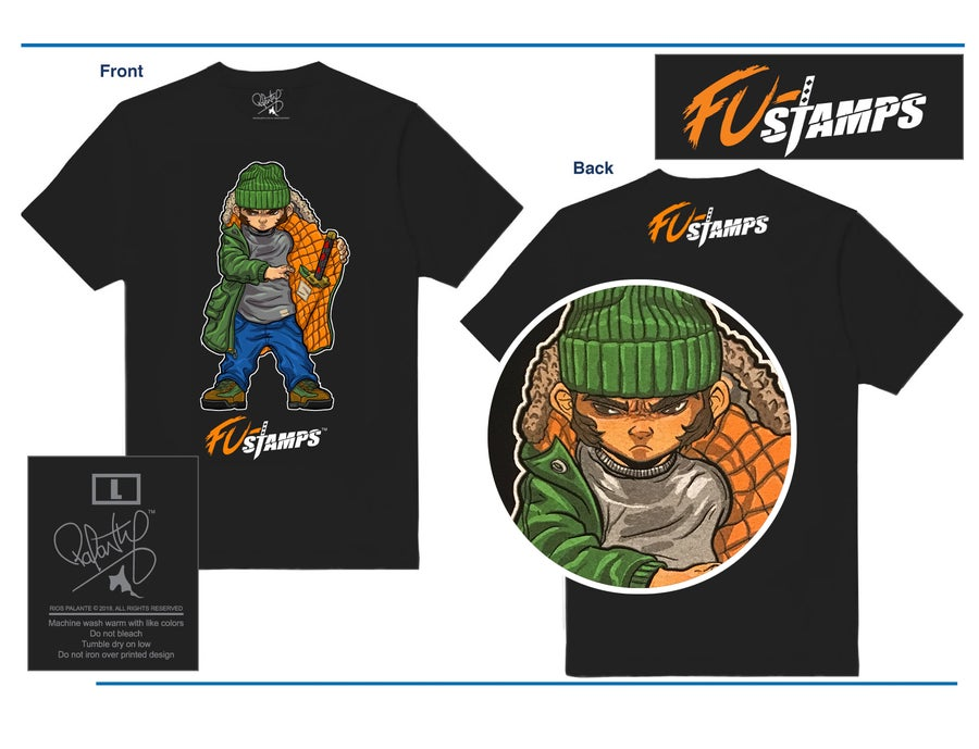 Image of FU-Stamps Bodega Blade Limited Edition Tee