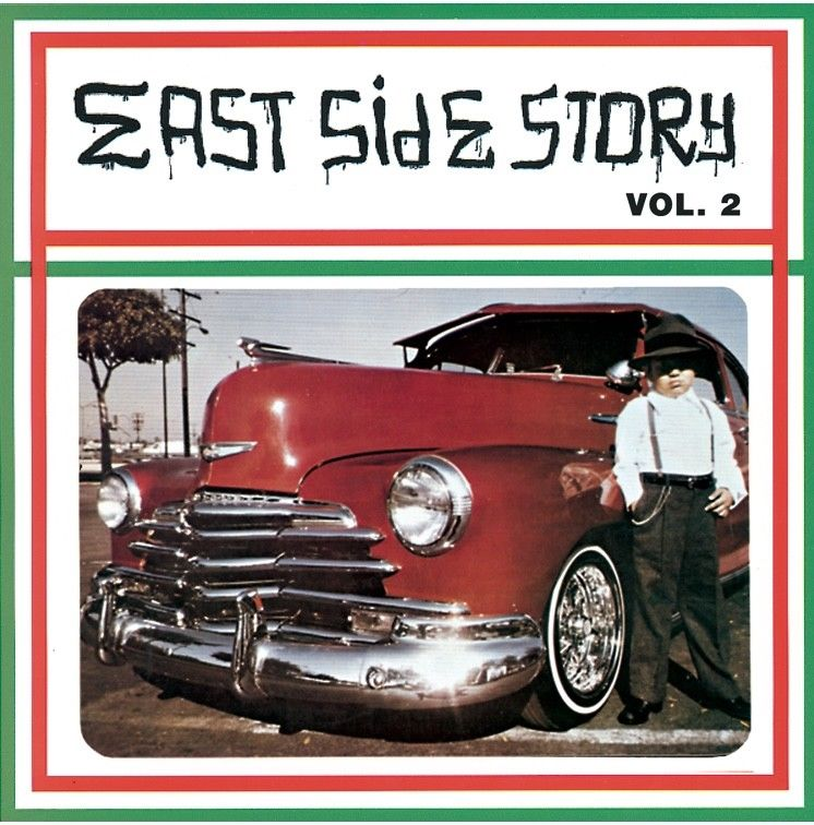 Image of EAST SIDE STORY VOLUME 2 VINYL