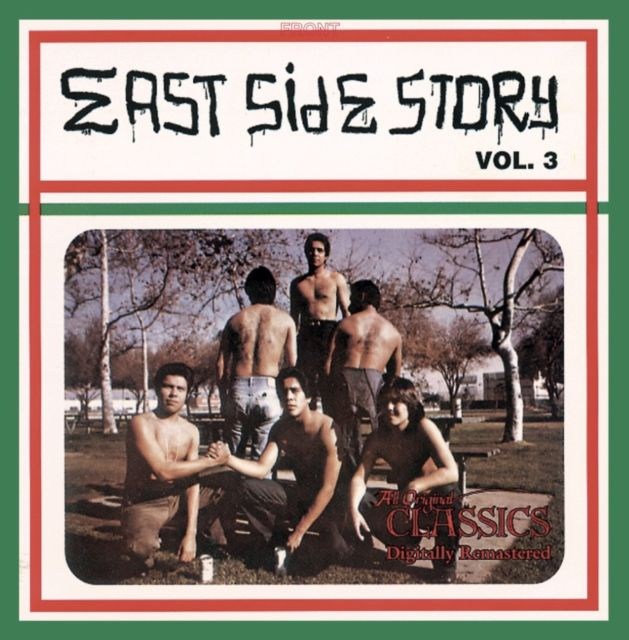 Image of EAST SIDE STORY VOLUME 3 VINYL