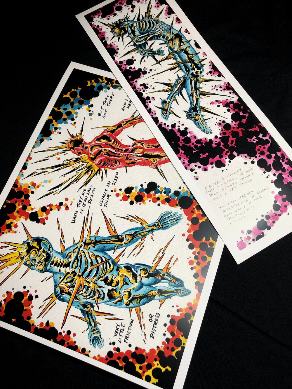 Image of 2 print combo pack