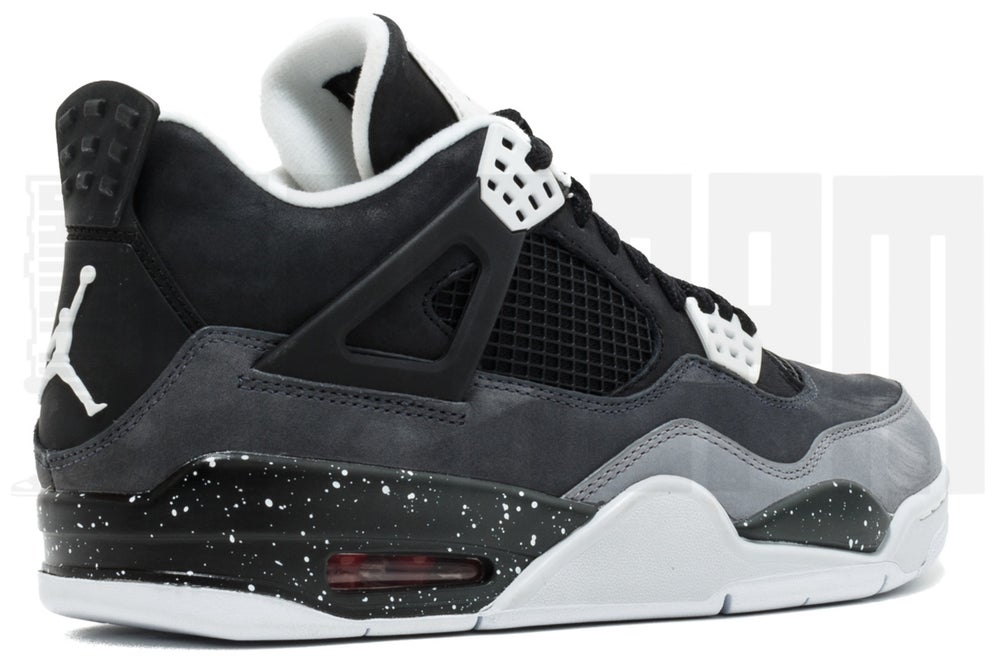 "Image of Nike AIR JORDAN 4 RETRO ""FEAR"""