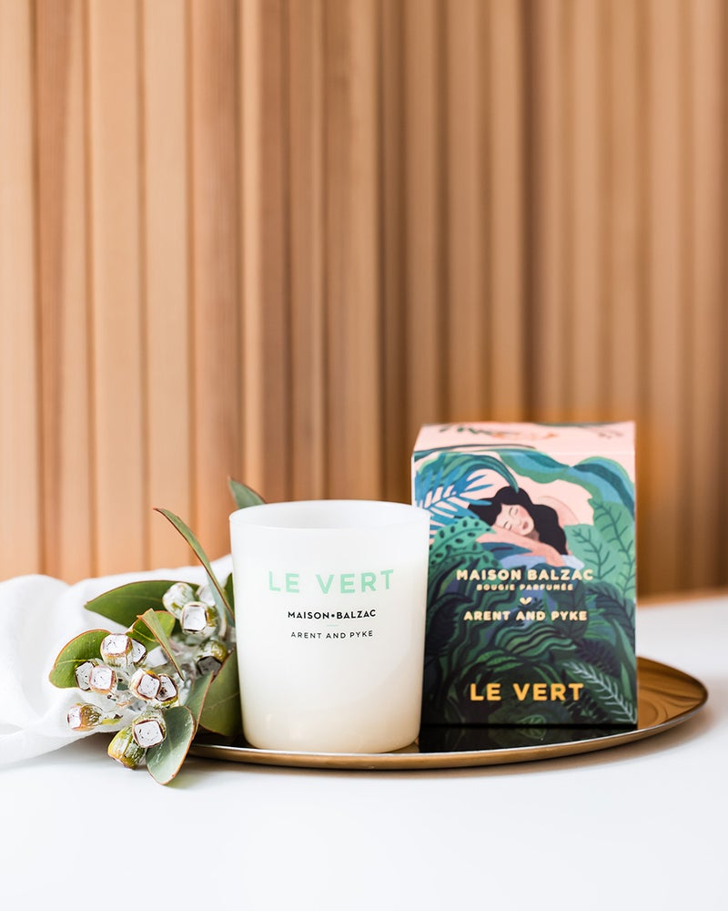 Image of Maison Balzac / Arent & Pyke - Le Vert