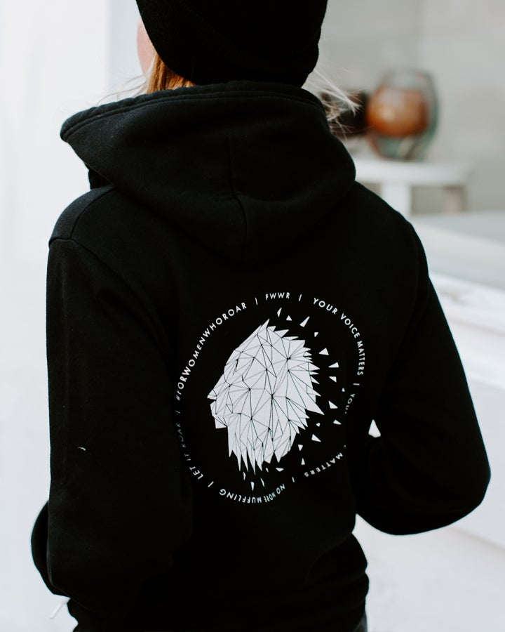 Image of FWWR Lion Hoodie