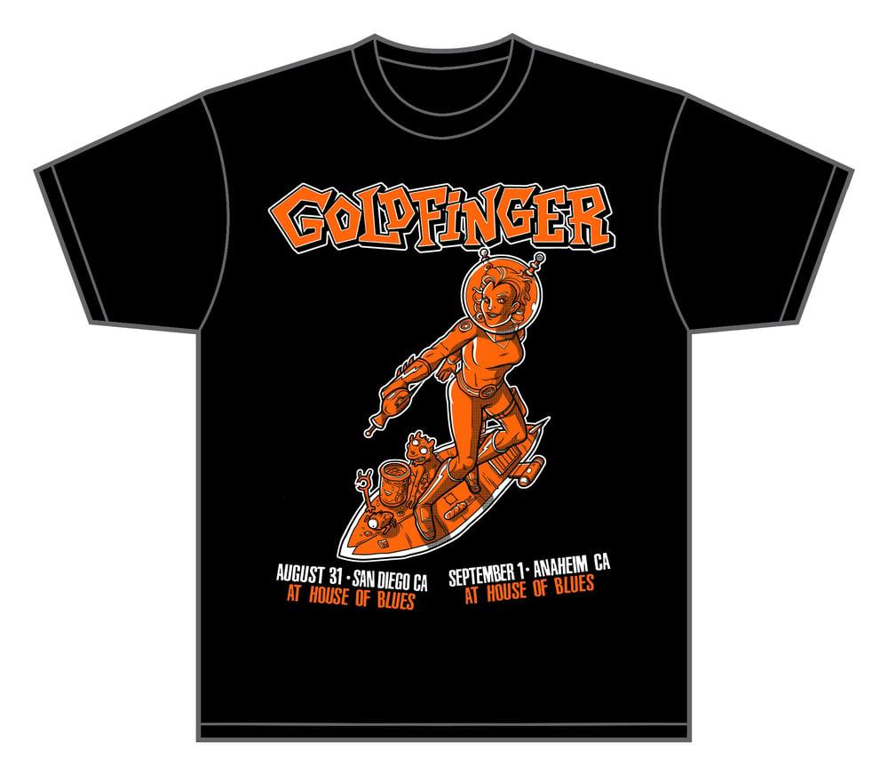 Image of SoCal Concert T-Shirt