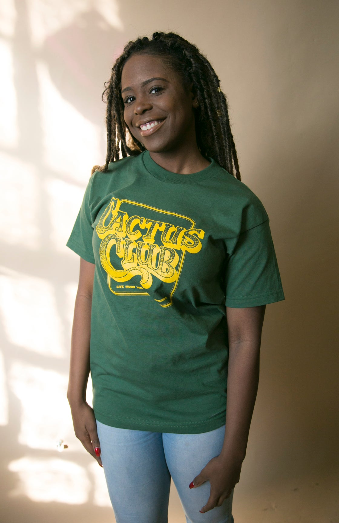 Image of Cactus Club Live Music Venue (Packers) Tee