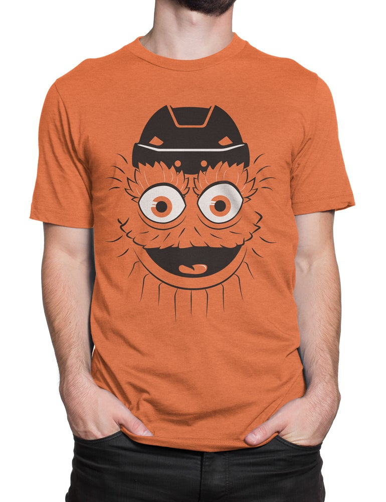 Image of G is for Gritty T-Shirt
