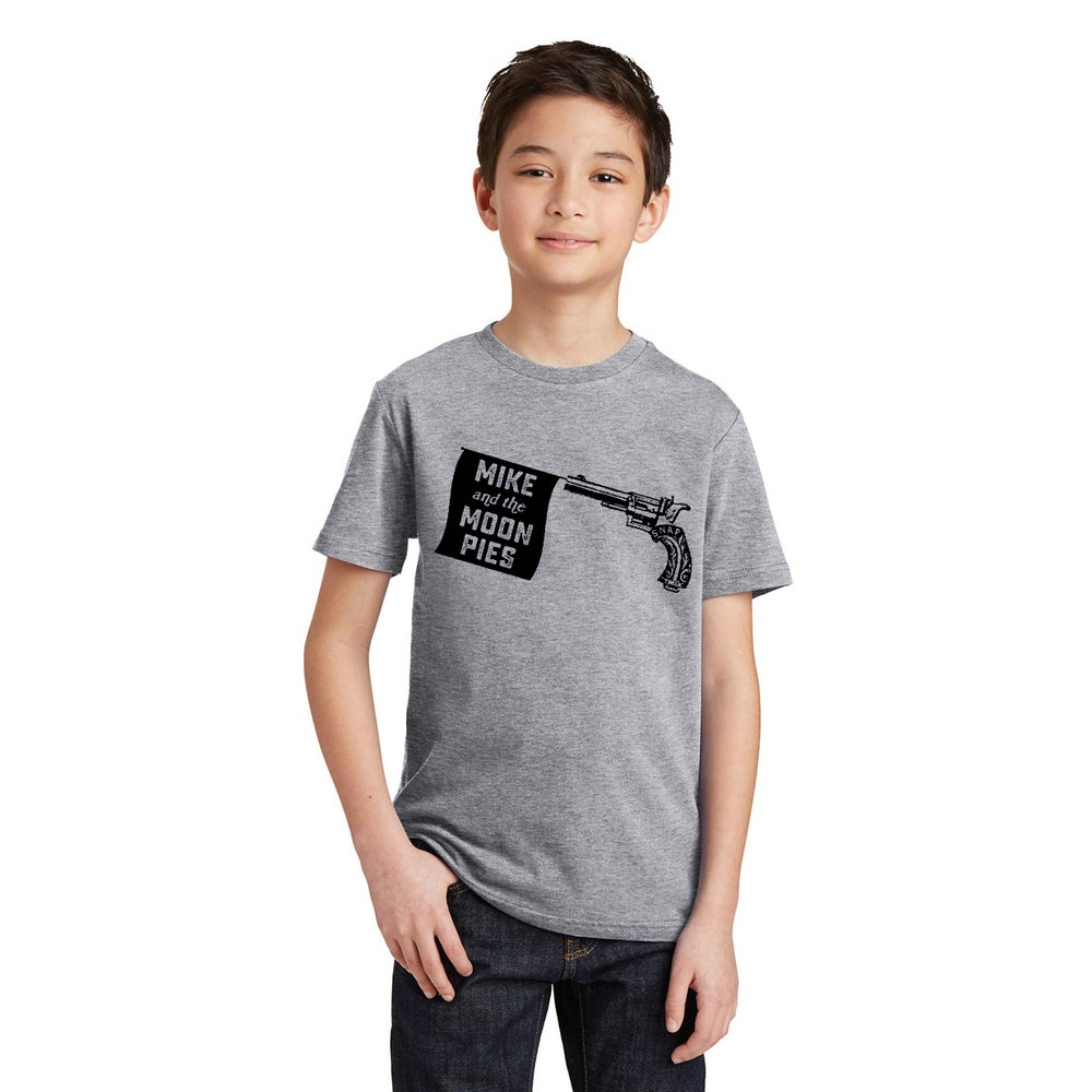 Image of YOUTH Mike and the Moonpies Flag Gun Tee