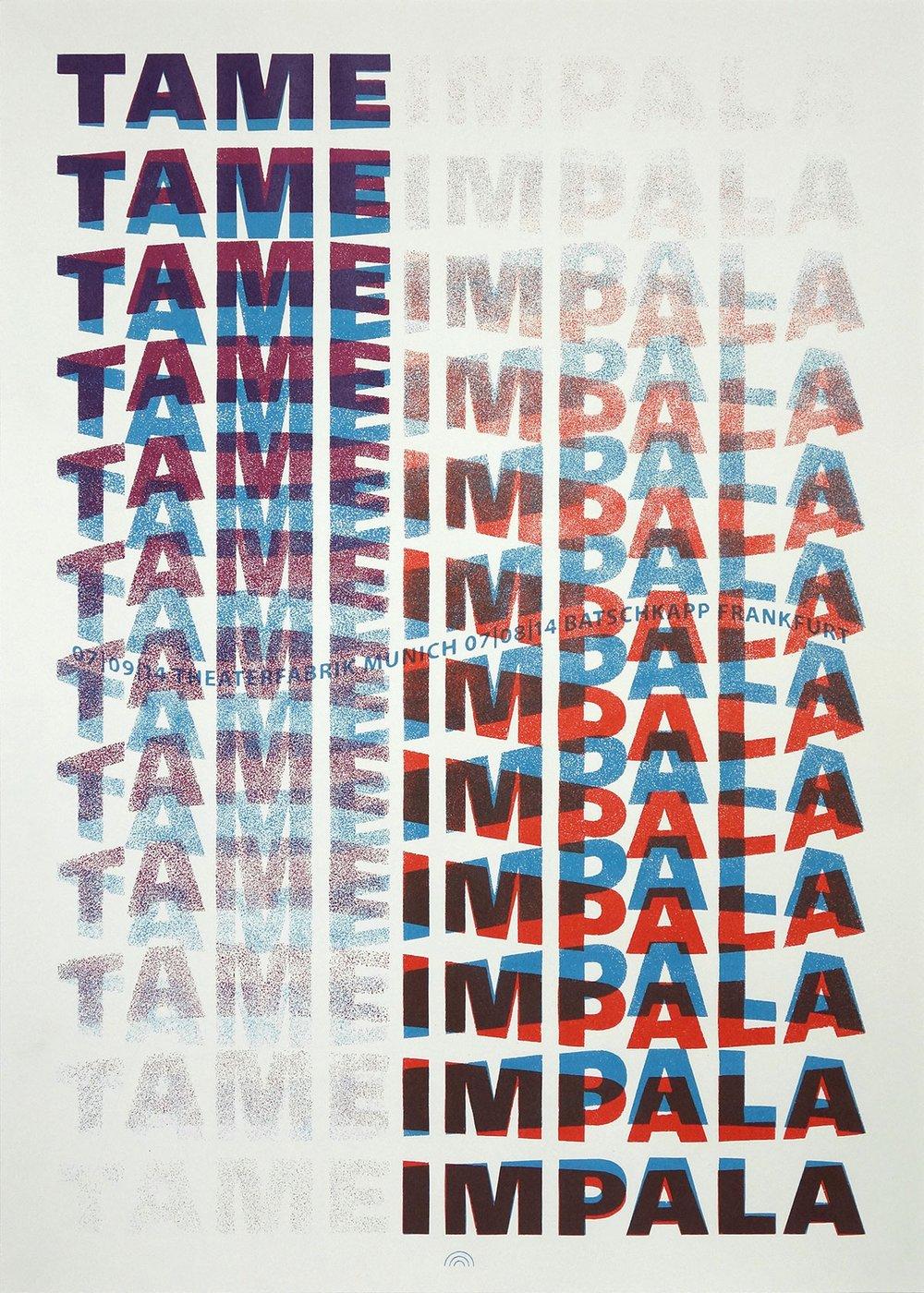 Image of TAME IMPALA