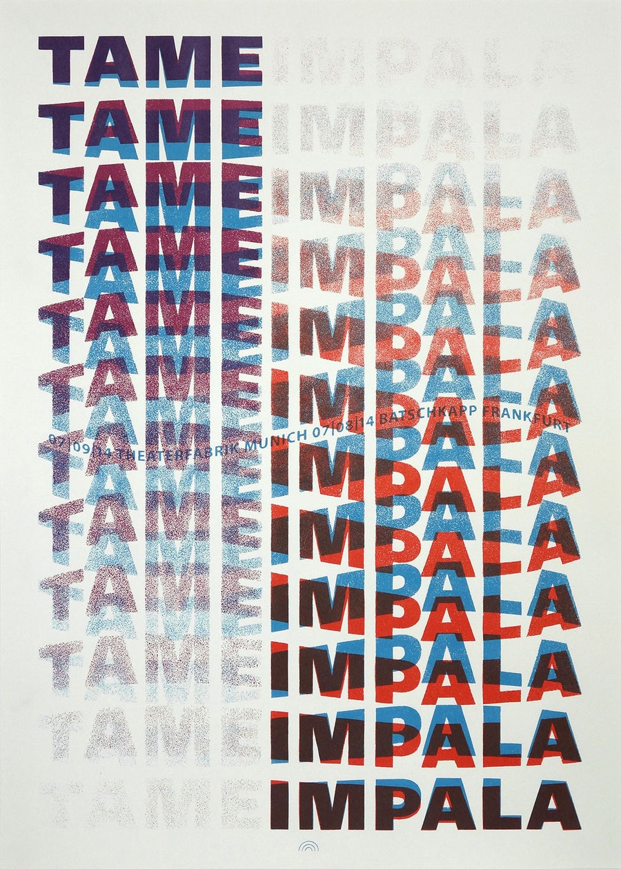 Image of TAME IMPALA