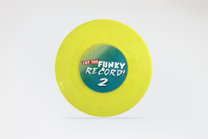 "Image of Cut The Funky Record 2 by Dj Suspect 7"" record"